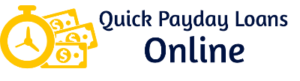 Quick Payday Loan Online USA